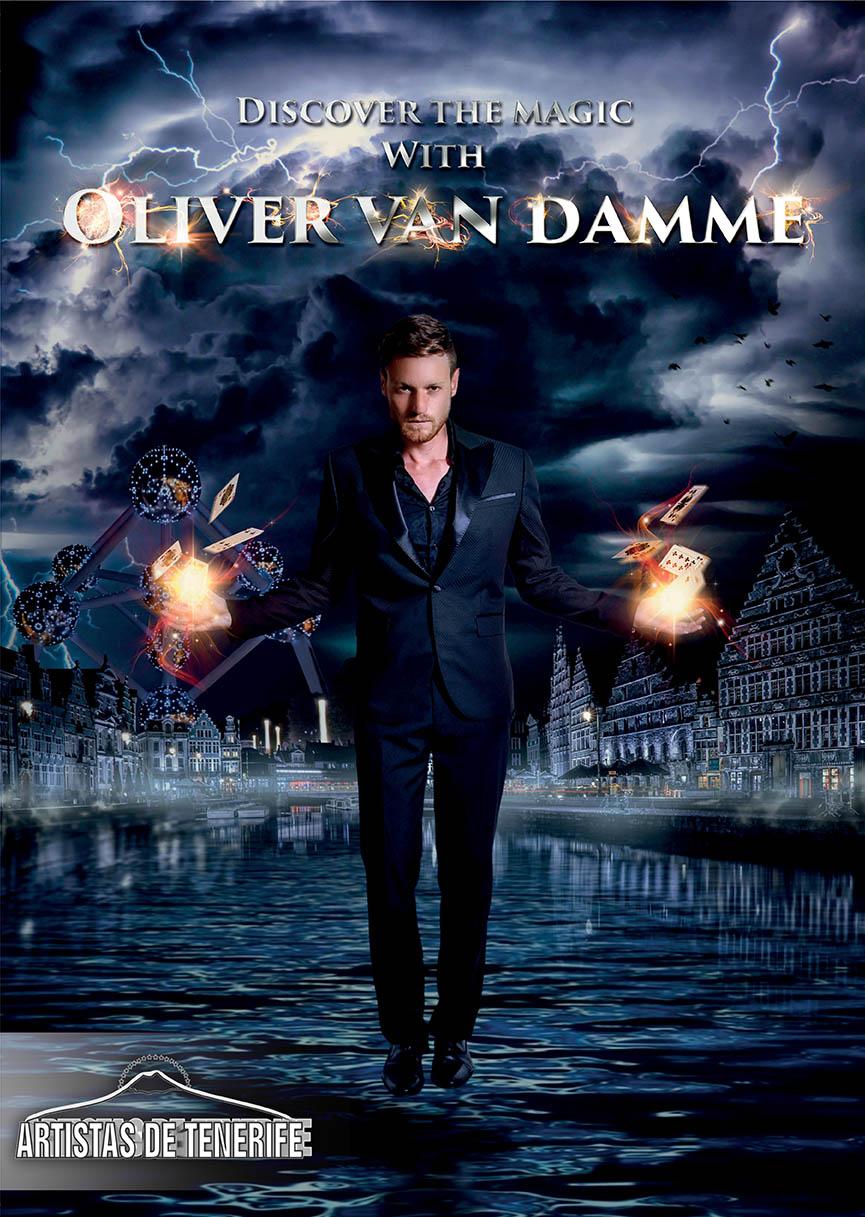 Oliver Van Damme