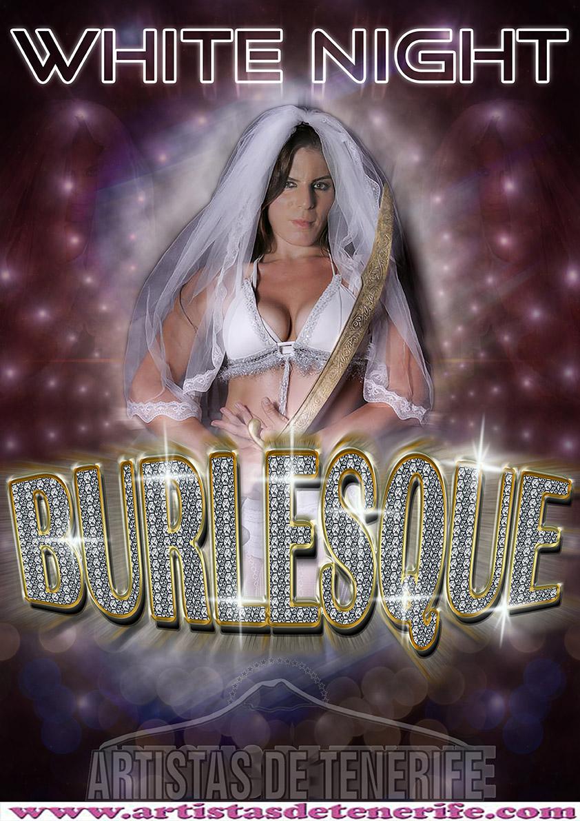 burlesque artistas tenerife belly dance