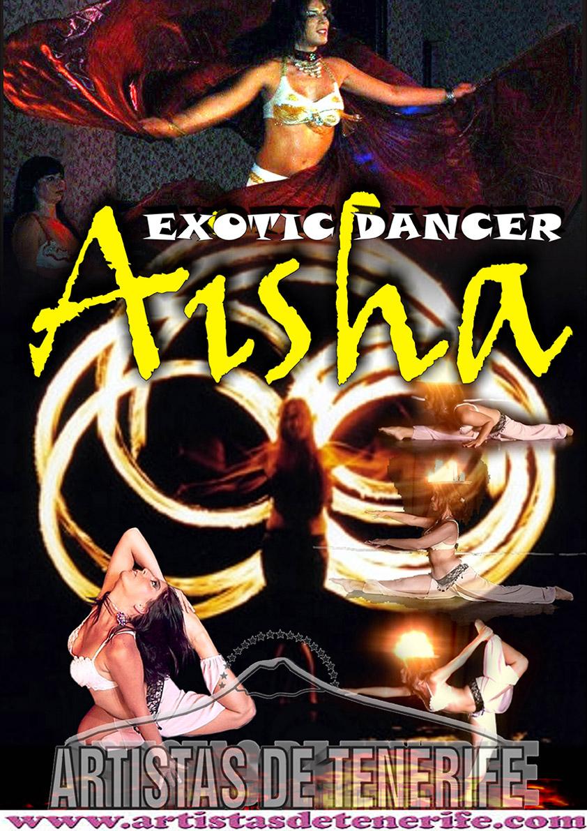 Aisha Burlesque